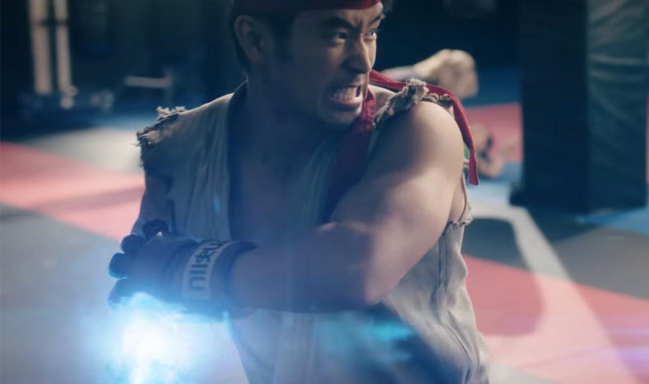 Street Fighter Resurrection trailer screengrab H 2016