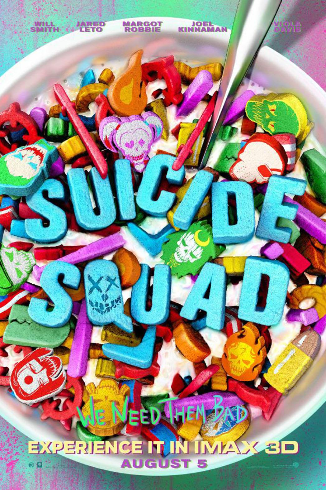 Suicide Squad Twitter P 2016