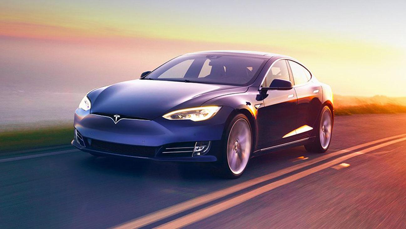 Tesla Model S H 2016