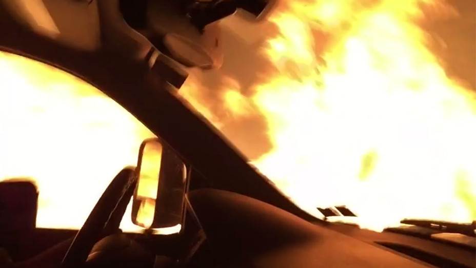The Erskine Fire Kern County KTLA Screenshot H 2016
