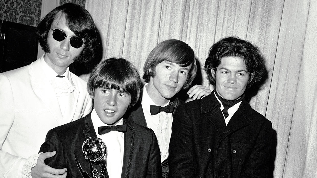 The Monkees_ Emmys - AP - H 2016