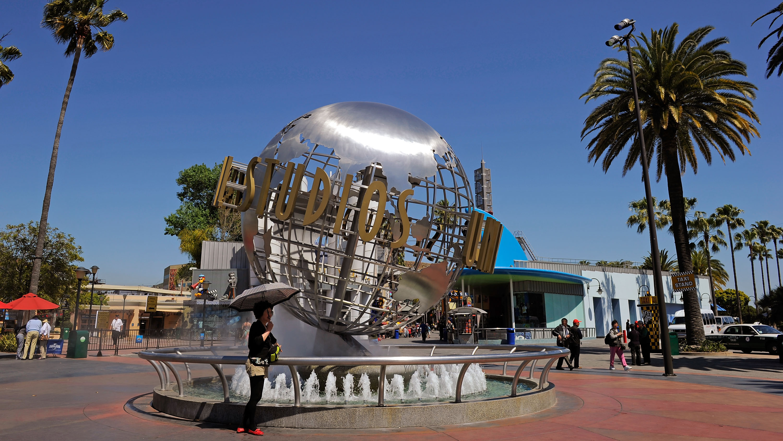 Universal Studios Hollywood - Getty - H