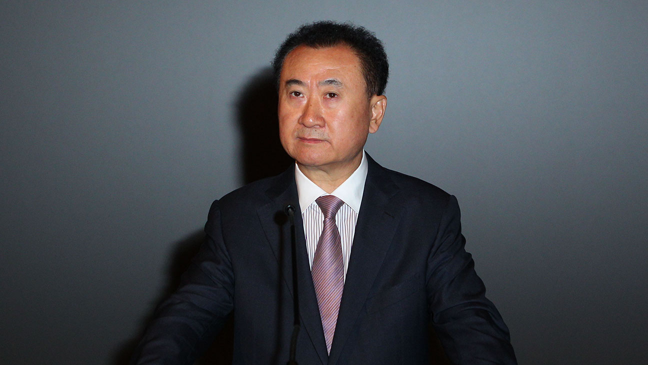 Wang Jianlin - Getty - H 2016