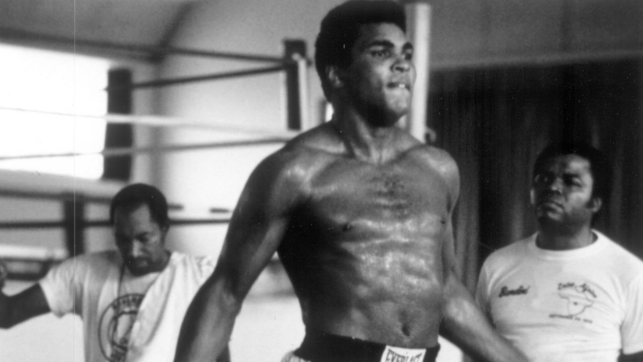 Muhammad Ali When We Were Kings still - Photofest - H 2016