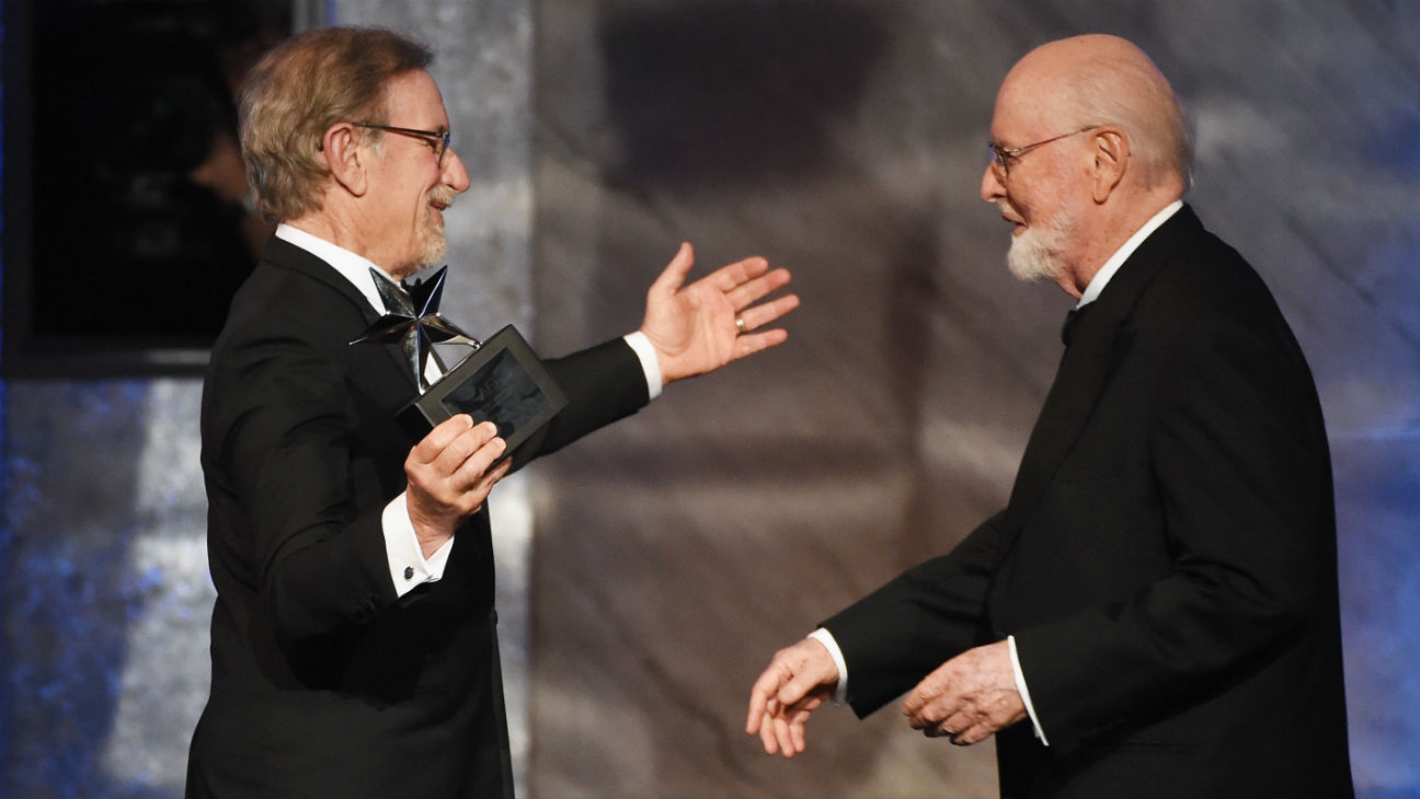 John Williams and Steven Spielberg - H 2016