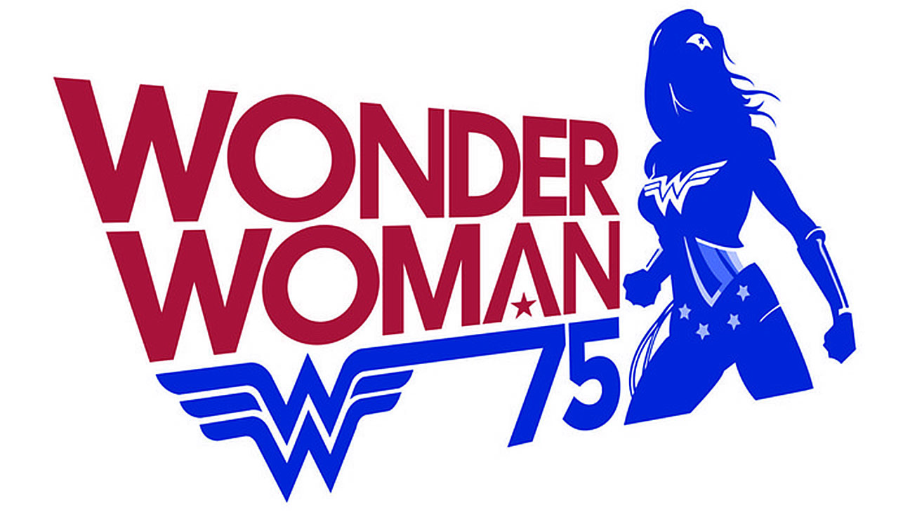 Wonder Woman 75 - DC Entertainment-Publicity-H 2016