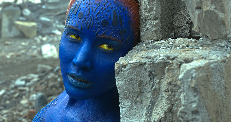Jennifer Lawrence -X-Men Apocalypse - H 2016