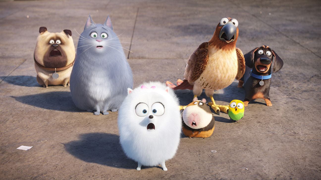 The Famous Cast Of The Secret Life Of Pets Meet The Voice Actors Hollywood Reporter