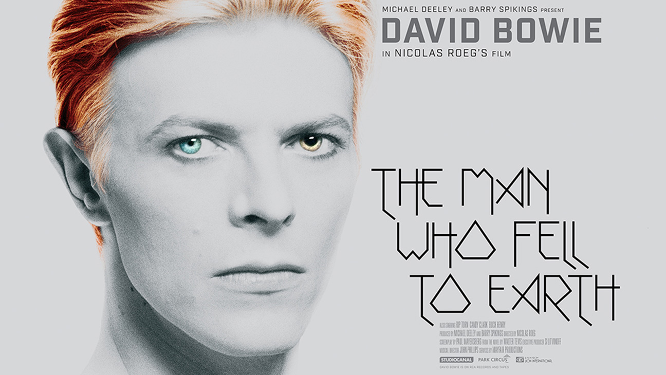Man Who Fell To Earth Poster - H 2016