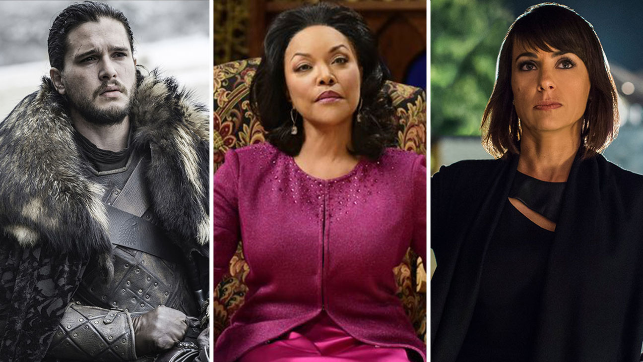 Game of Thrones (HBO), Lynn Whitfield Greenleaf (OWN) and UnReal (Lifetime) -Split-H 2016