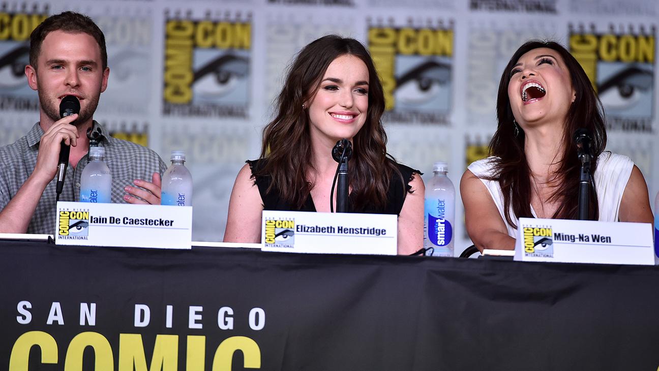 Agents of S.H.I.E.L.D. Comic-Con Panel - H 2016