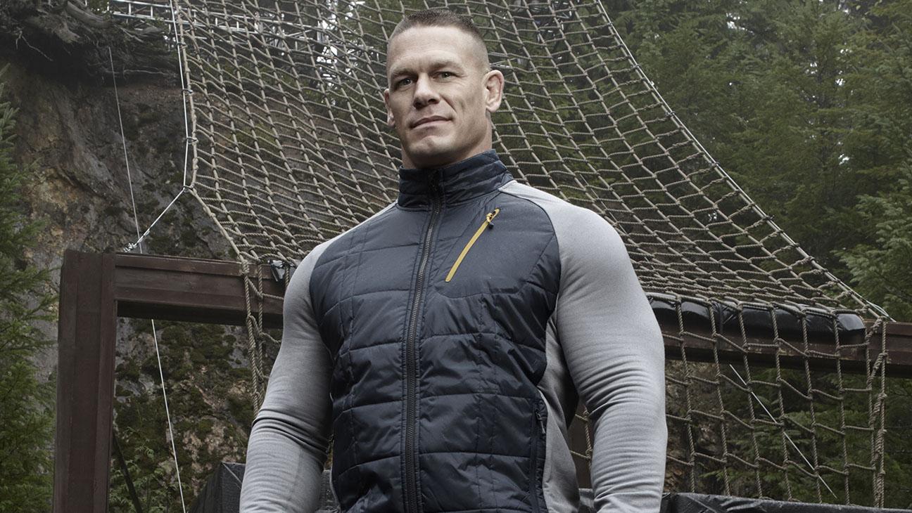 AMERICAN GRIT John Cena H 2016
