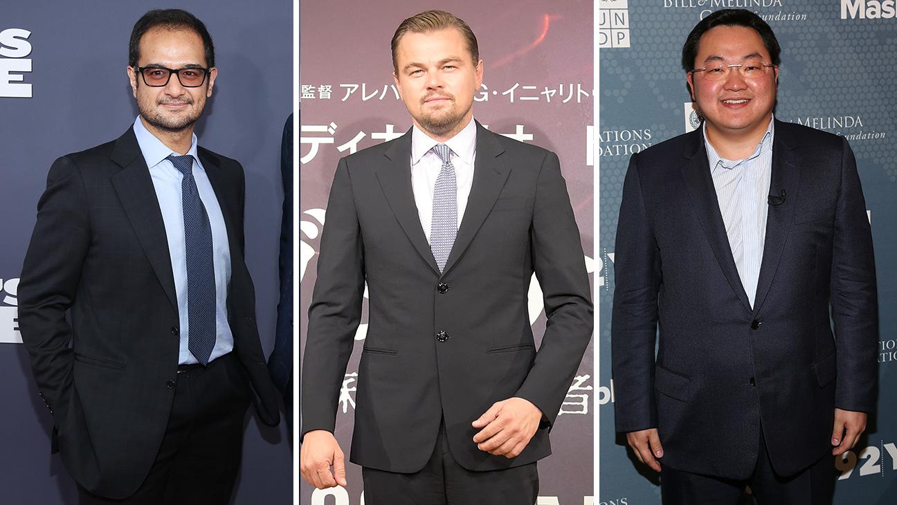 Riza Aziz Leonardo DiCaprio Jho Low Split - H 2016