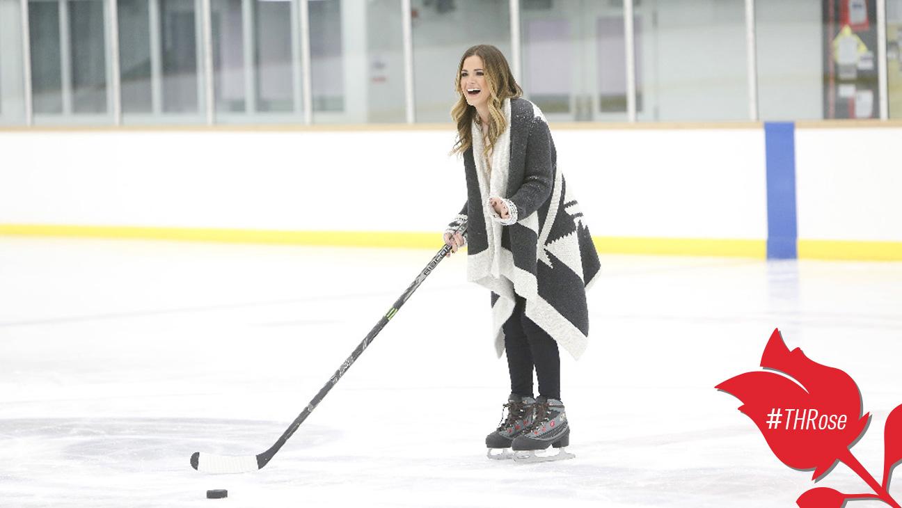 The Bachelorette Hockey Rose Overlay - H 2016