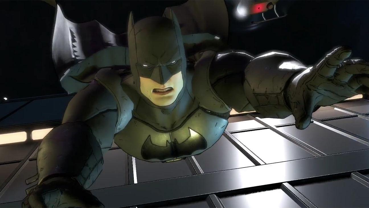 Batman Telltale Game Trailer Still - H 2016