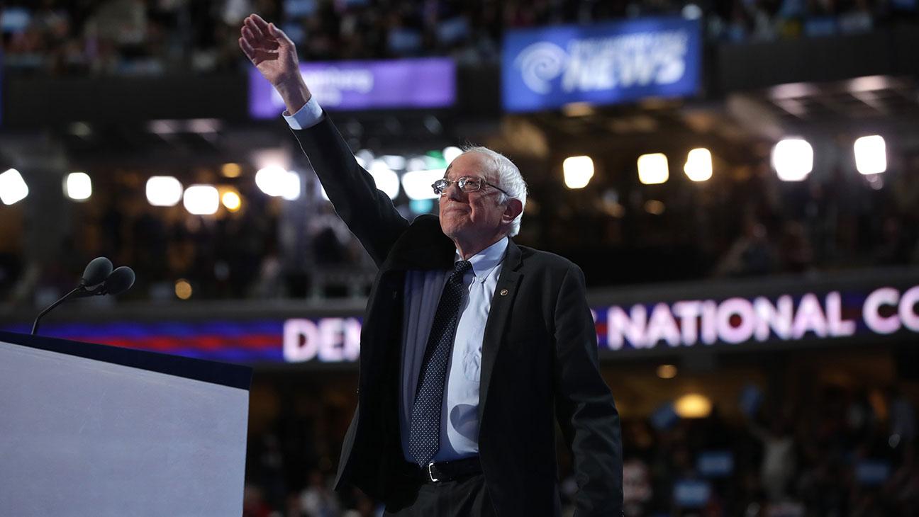 Bernie Sanders_DNC_2 - Getty - H 2016