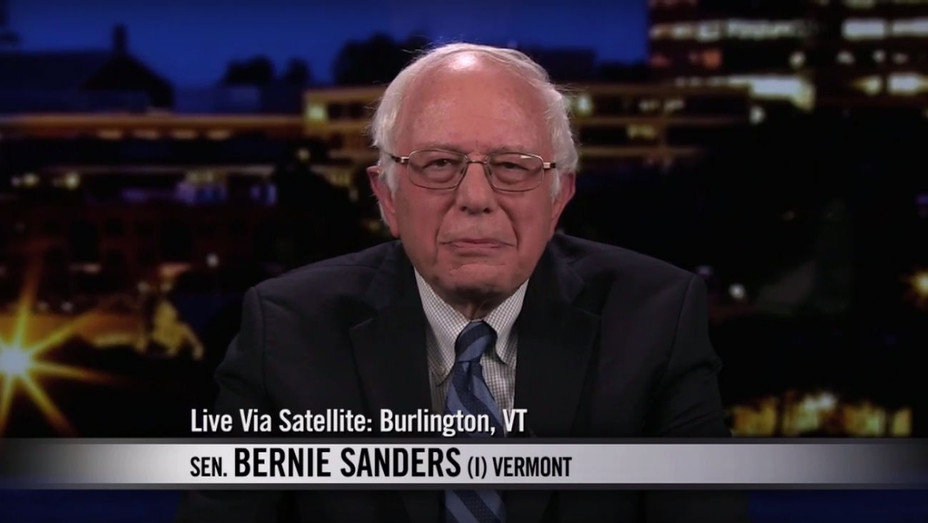 Bernie Sanders Real Time With Bill Maher - H 2016