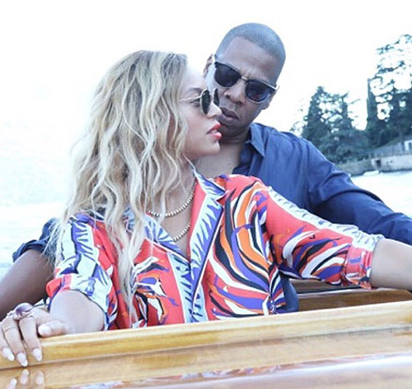 Beyonce Jay Z Instagram Square 2016