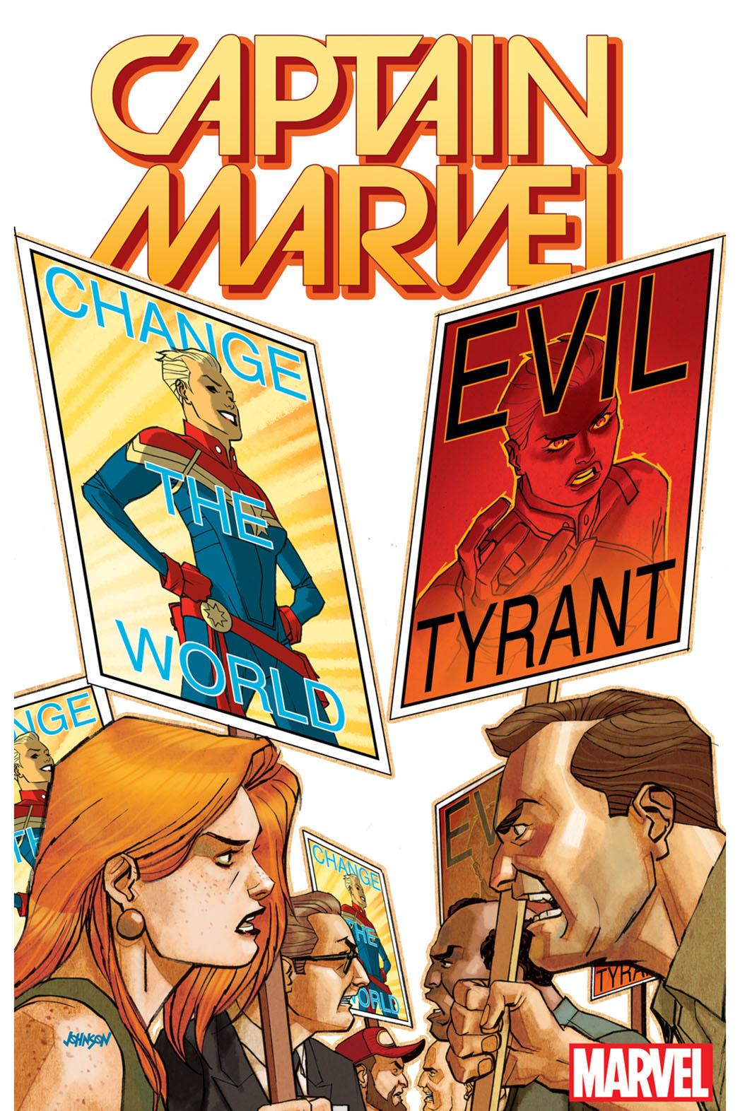 Captain_Marvel_Cover - Publicity - P 2016