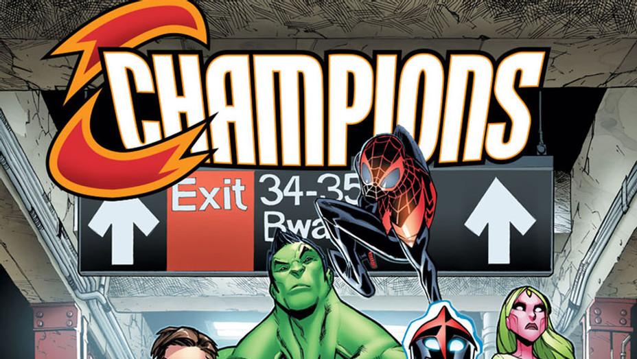Marvel Champions-Marvel Entertainment-P 2016