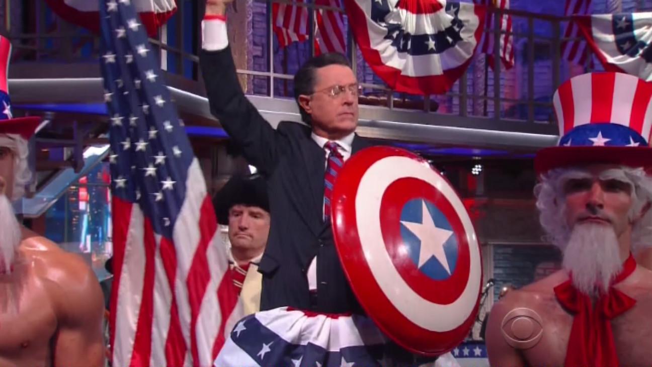Colbert RNC live grab - H