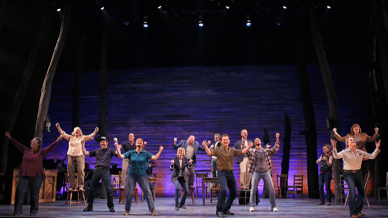 Come From Away Production Still - Publicity - H 2016
