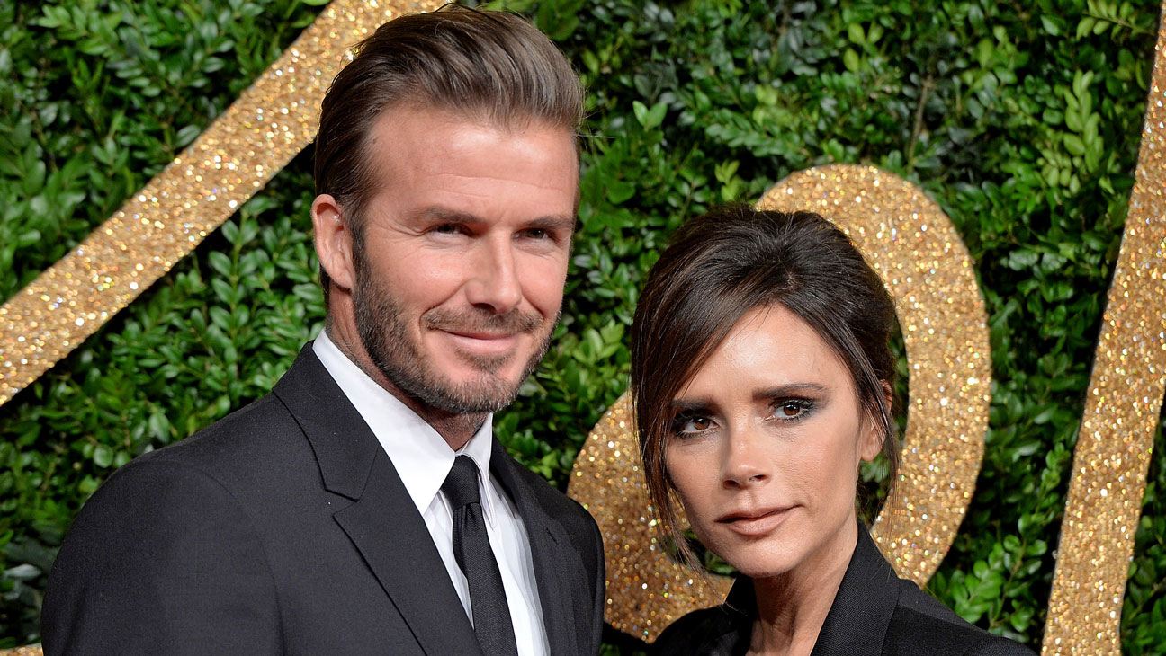 David and Victoria Beckham - Getty - H 2016