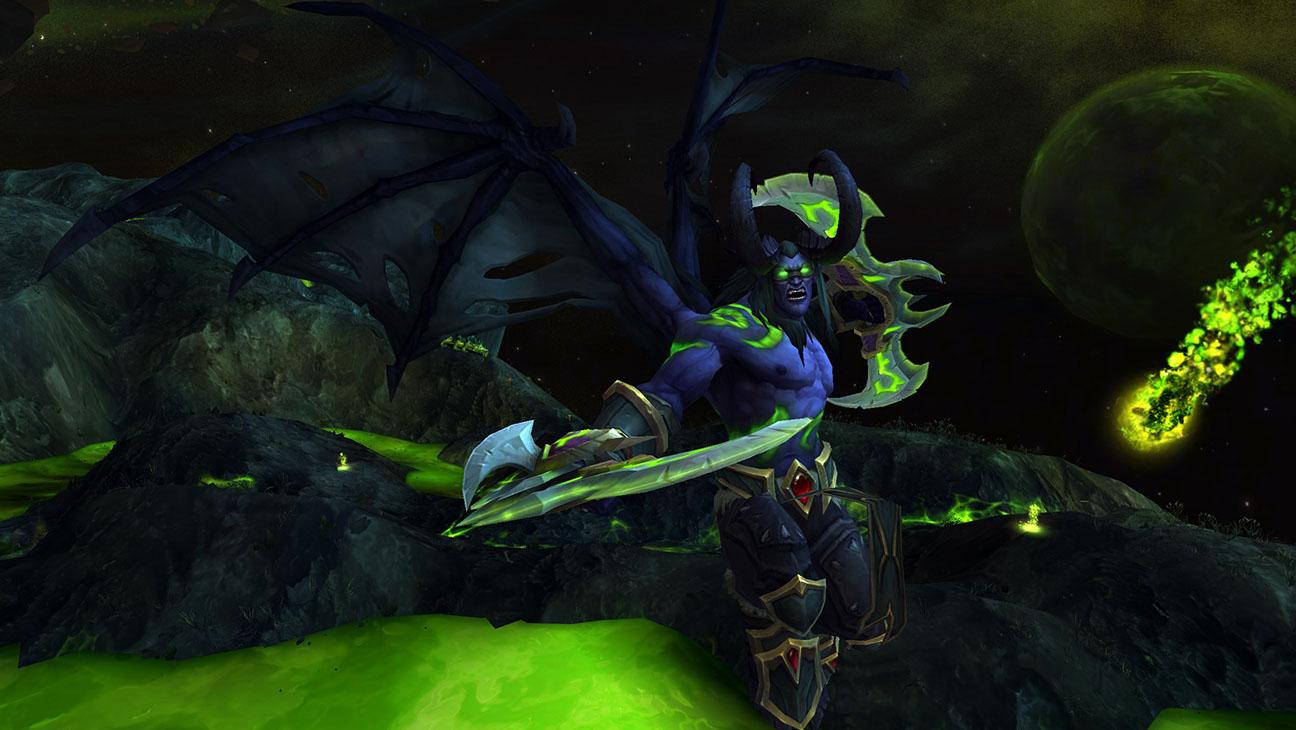 World of Warcraft videogame - Publicity-H 2016