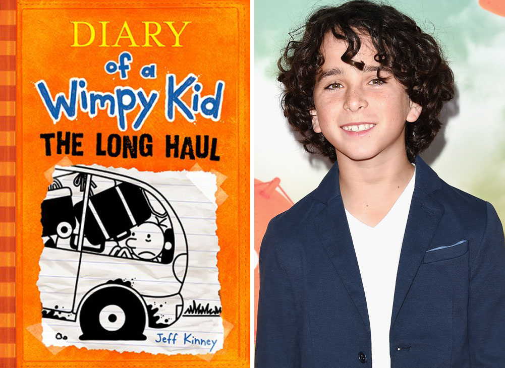 Diary Of A Wimpy Kid Franchise Rebooting With New Cast Hollywood Reporter