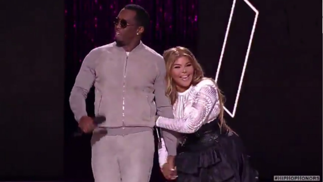 Diddy Lil Kim Hip Hop Honors - H