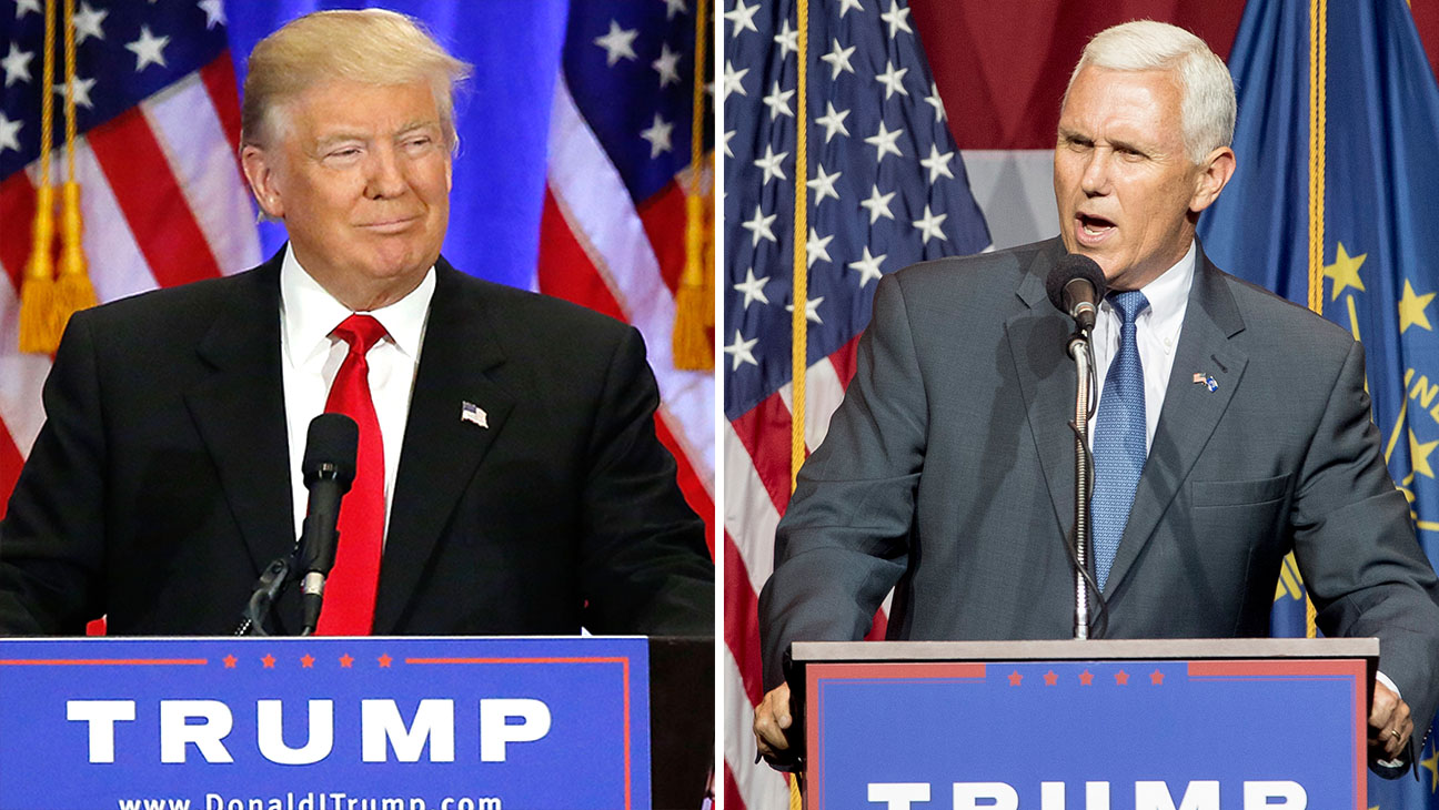 Donald Trump and Mike Pence to Appear on '60 Minutes' Together | Hollywood  Reporter