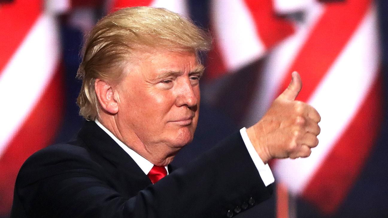 Donald Trump RNC H 2016