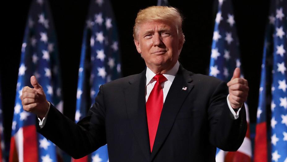 Donald Trump RNC Speech 2 - H 2016