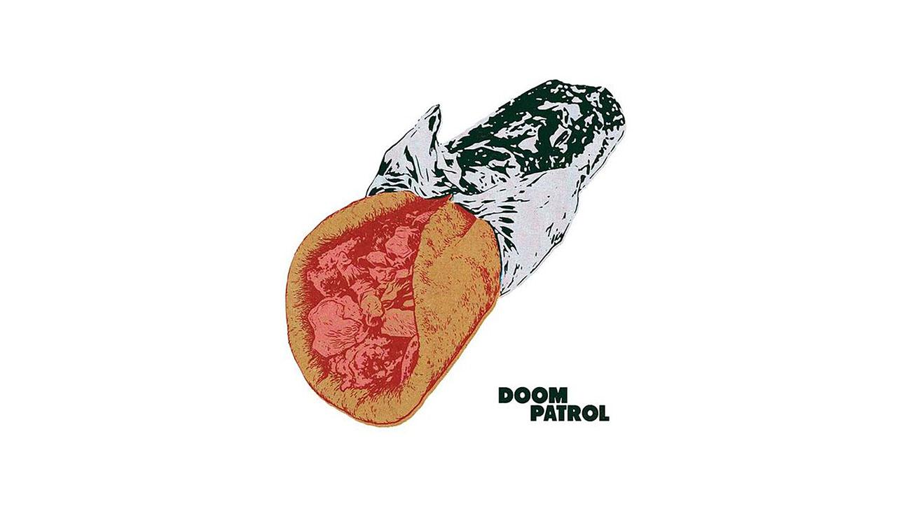 Doom Patrol Cover - Publicity - H 2016