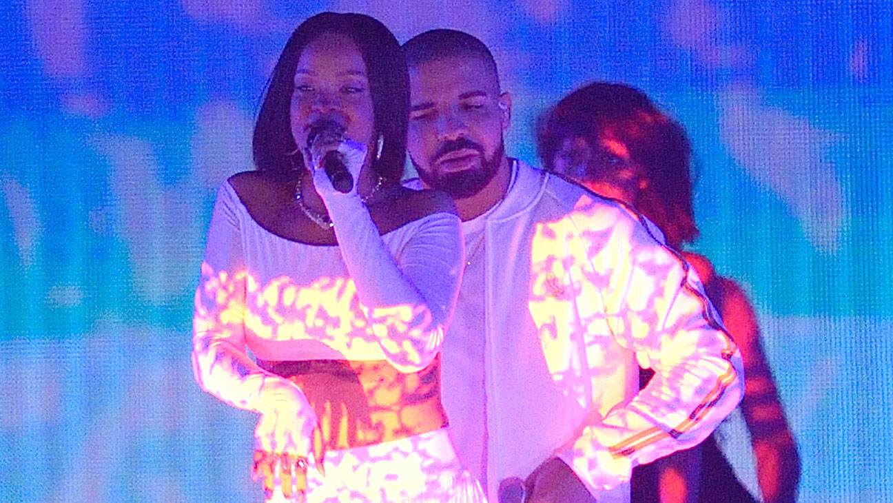 Drake Rihanna Getty H 2016