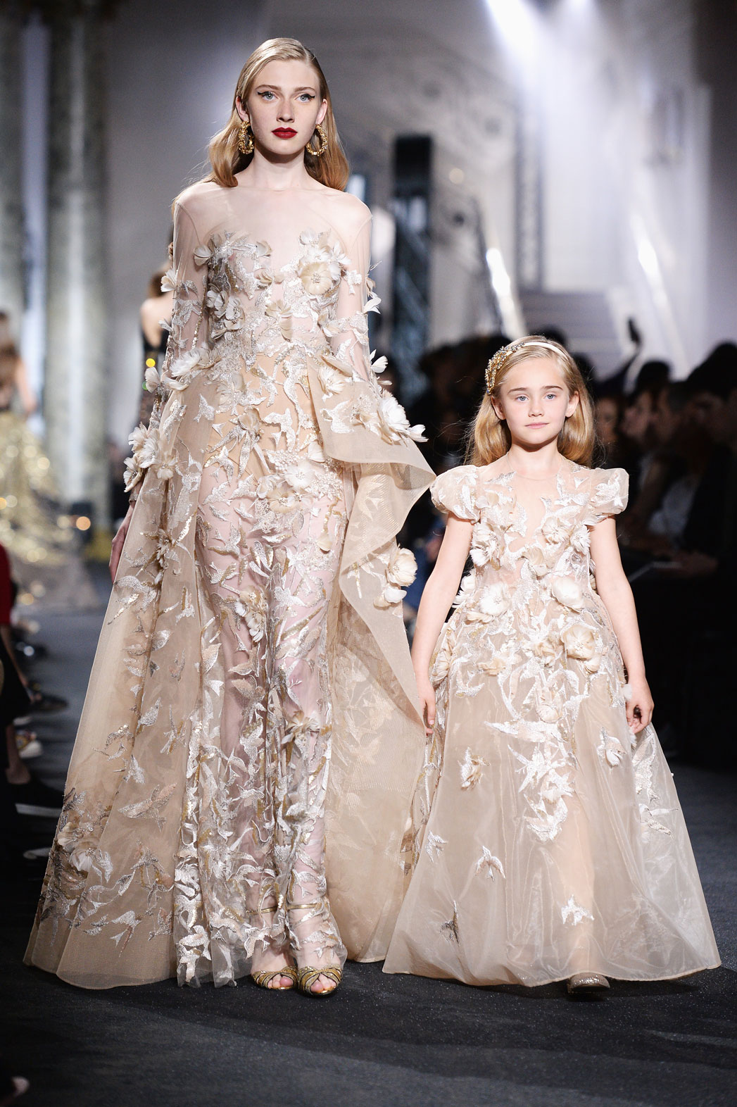 Elie Saab Couture Kids - Getty - P 2016