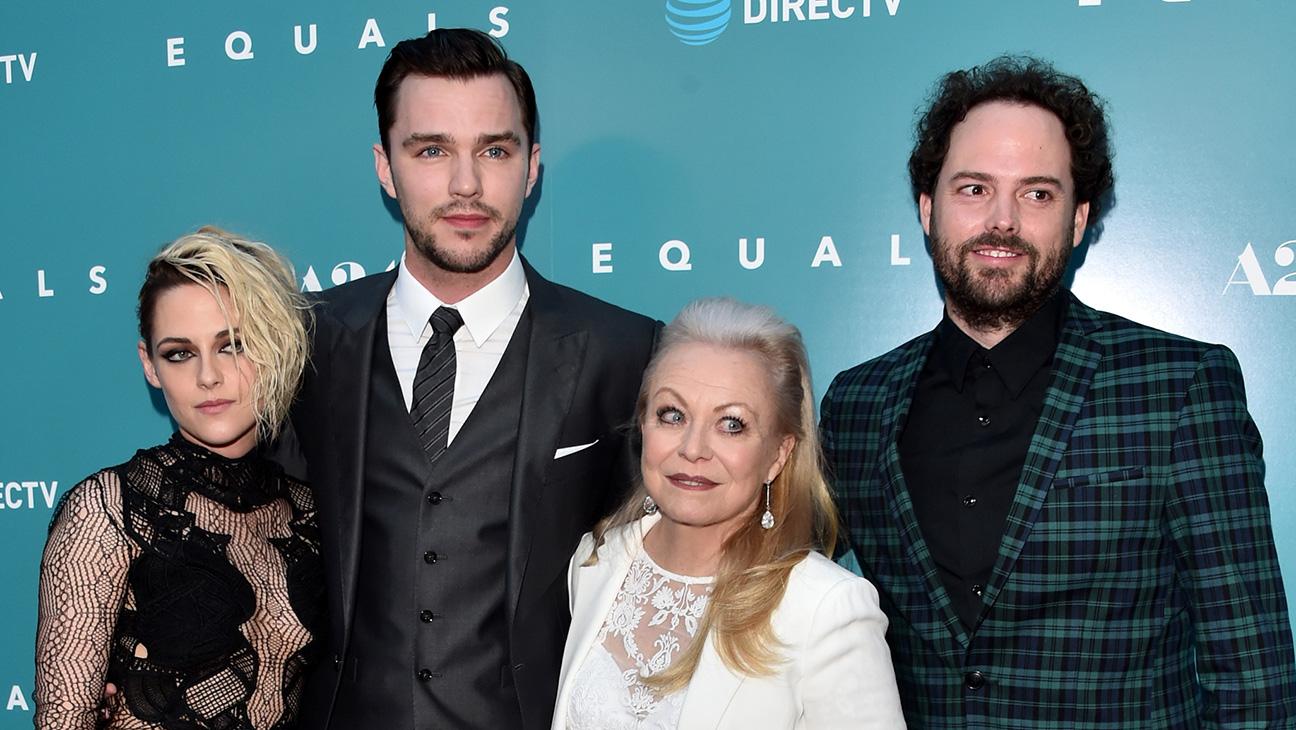 Equals premiere - Kristen Stewart, Nicholas Hoult, Jacki Weaver, Drake Doremus - H Getty 2016