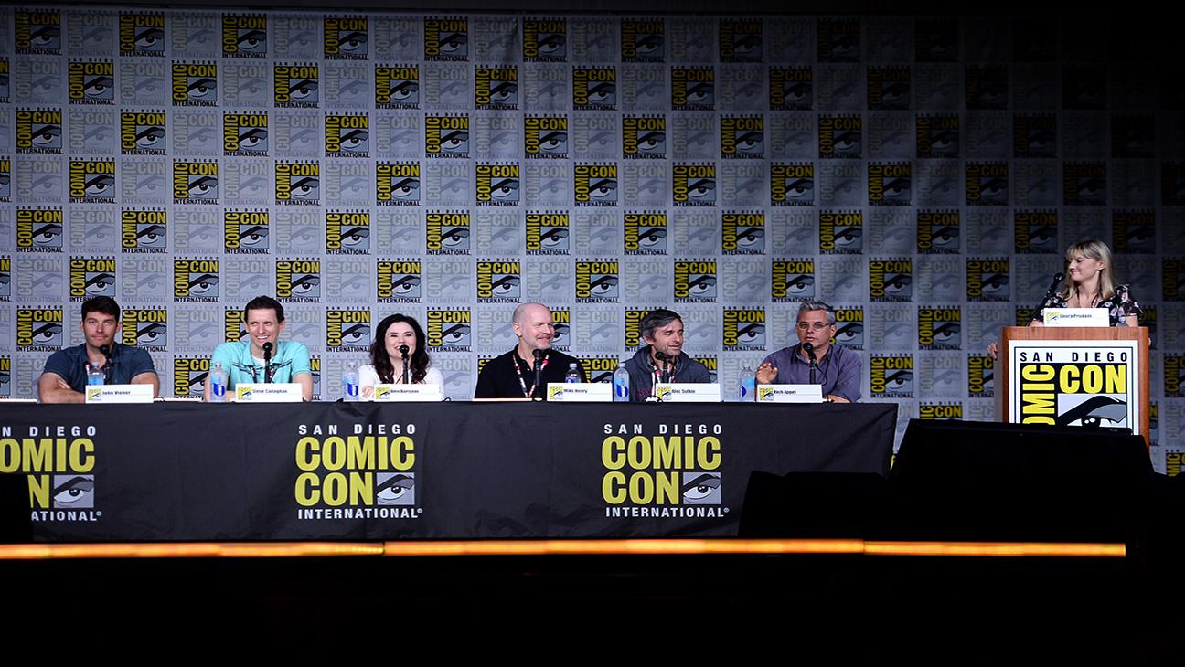 Family Guy Comic Con Getty 2016 H