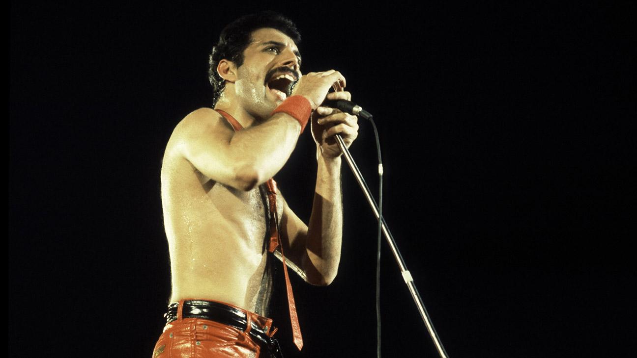 Freddie Mercury Queen - H 2016