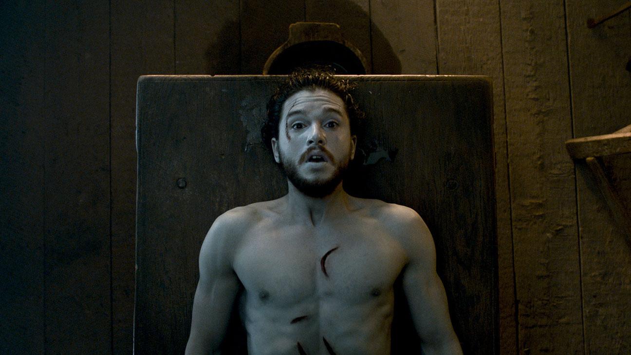 Game of Thrones S06 E03 Jon Snow H 2016