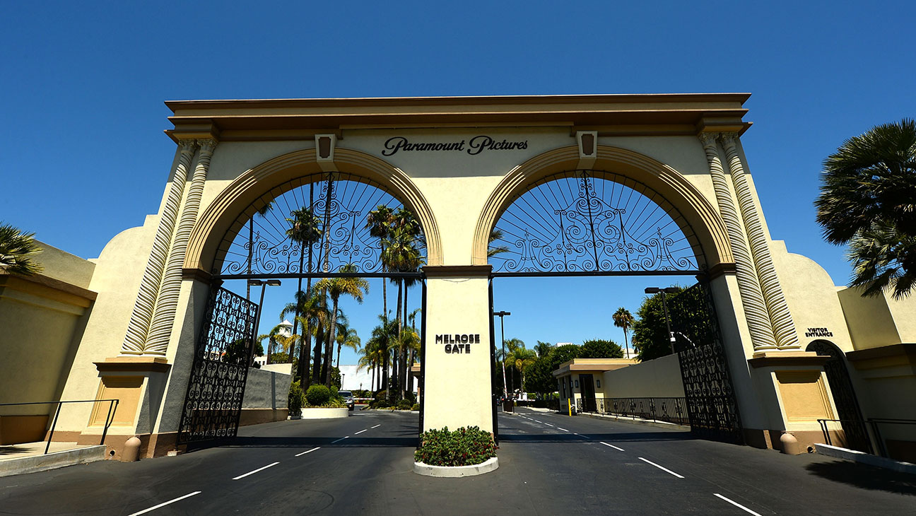 Paramount Studios -Entrance -Hollywood-Getty-H 2016