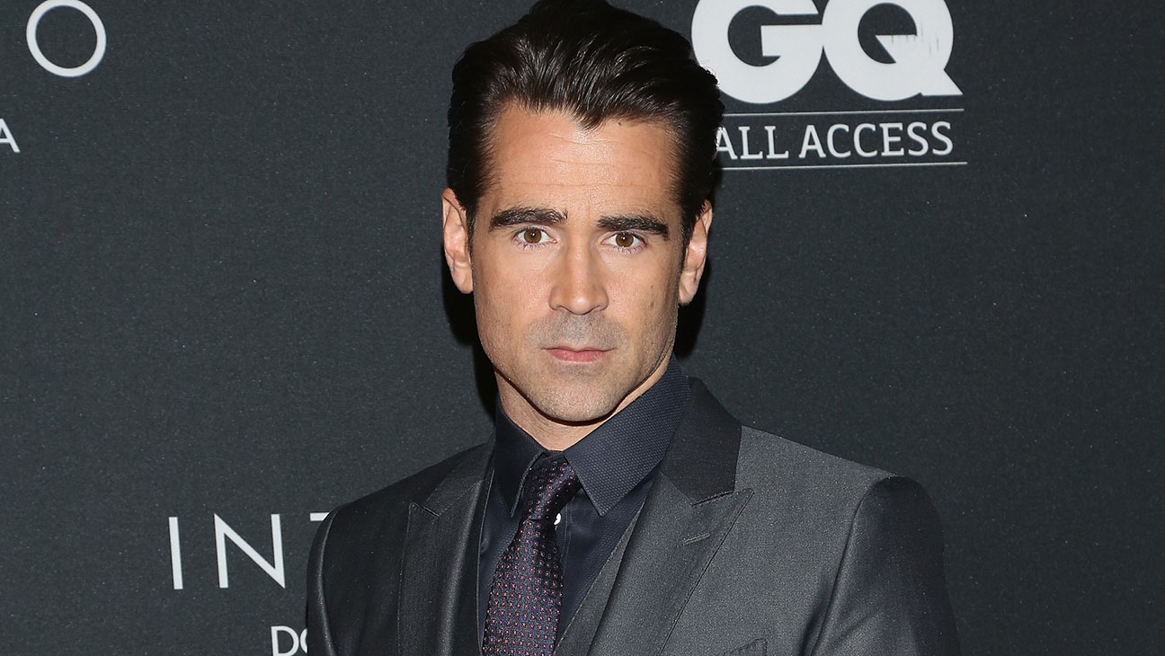 Colin Farrell - Benz Fashion Week-Getty-H 2016