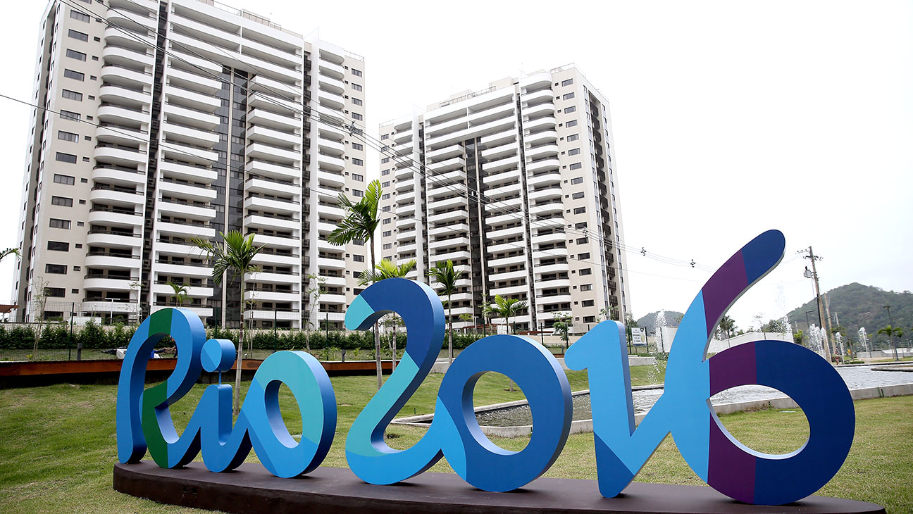 Preparations continue - Olympic Athlete Village for the 2016 Rio Olympic Games-Getty-H 2016
