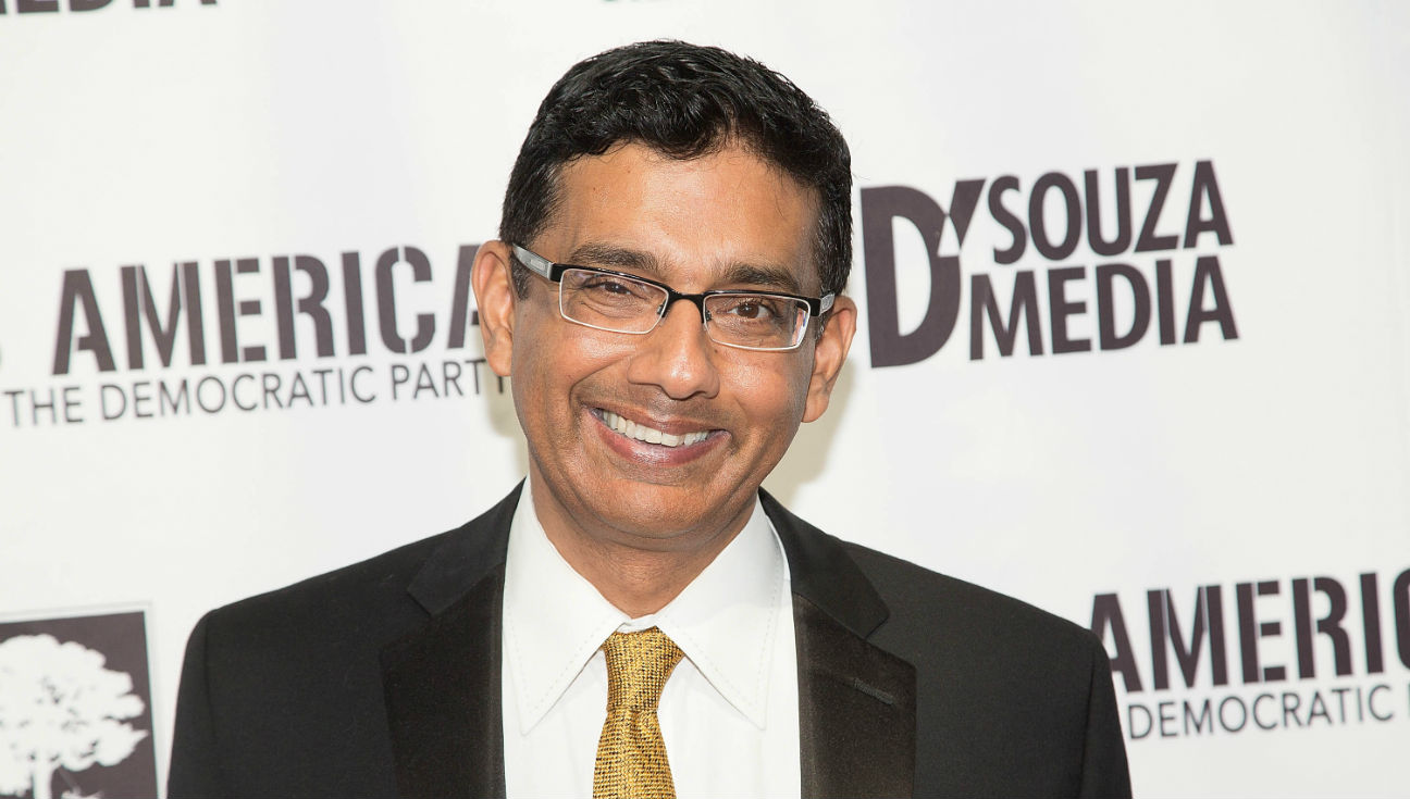Dinesh D'Souza - Getty - H 2016