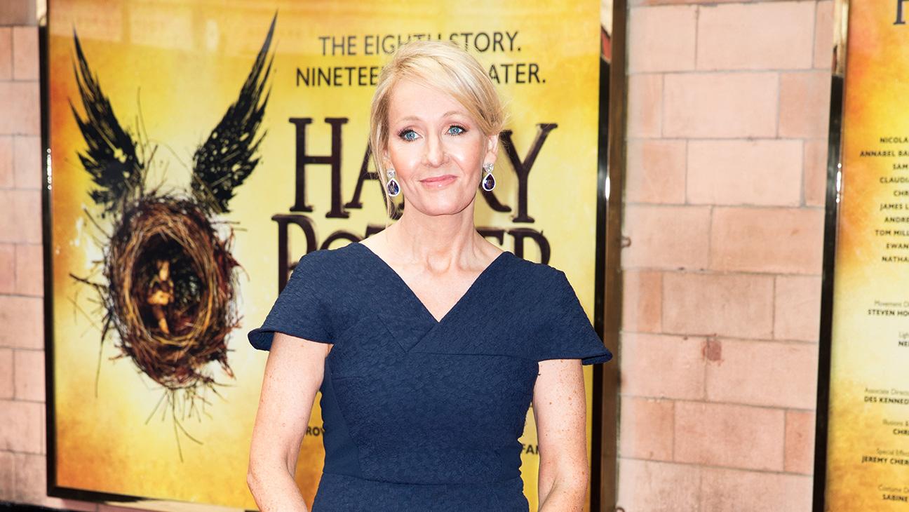 J.K. Rowling - Getty H 2016