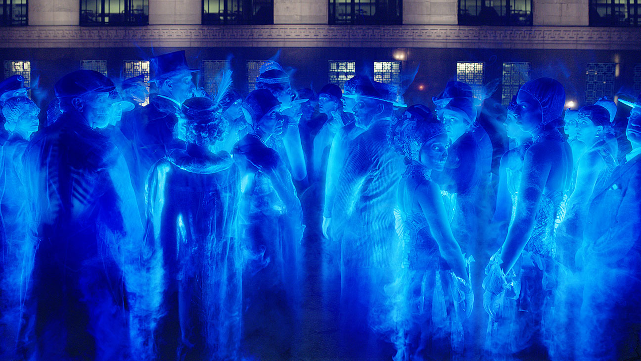 Ghostbusters Ghosts Still - Publicity - H 2016