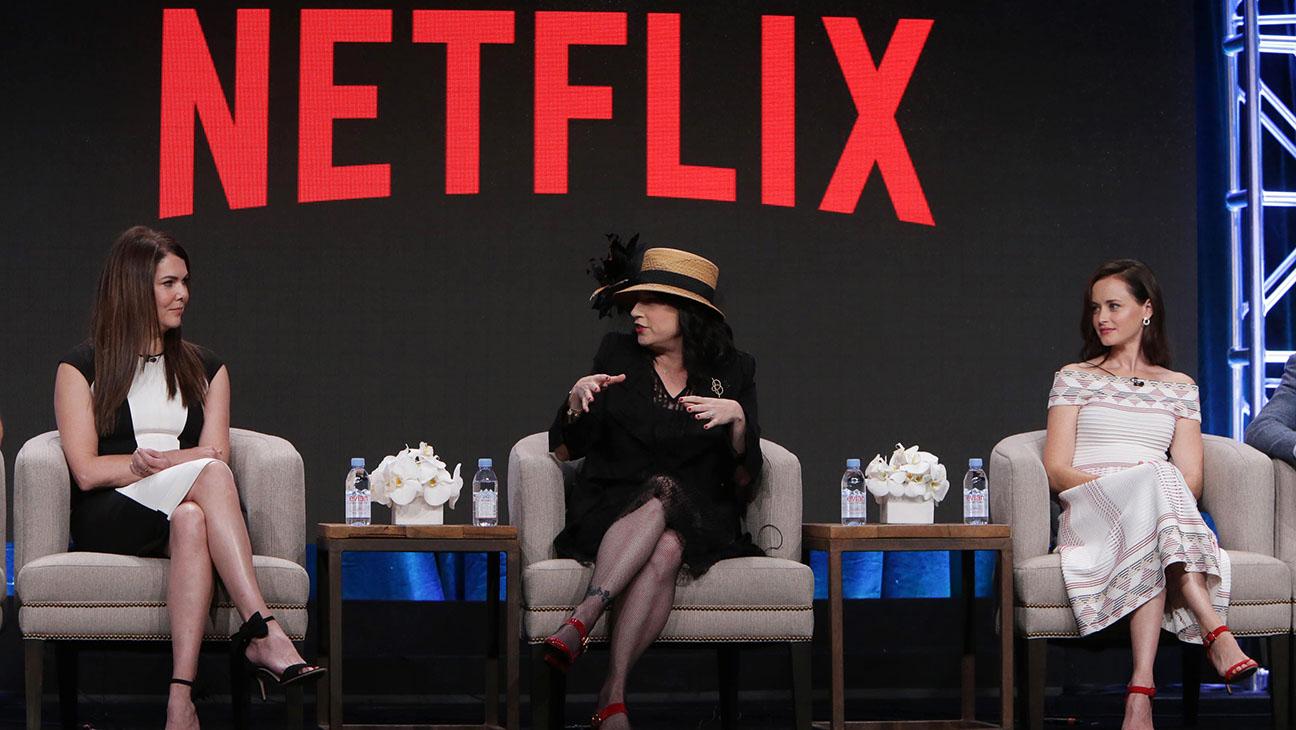 Gilmore Girls Netflix TCA H 2016
