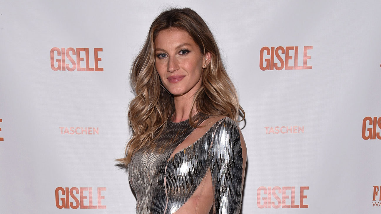 Gisele Book Launch - Getty - H 2016