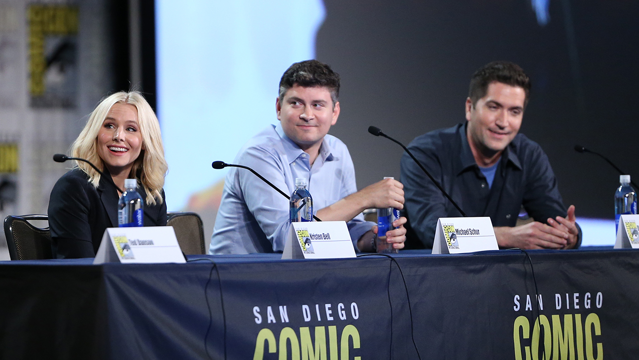 The Good Place Panel Comic-Con - H 2016