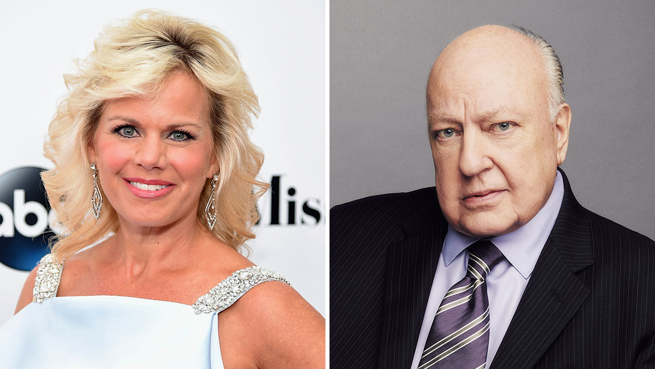 Gretchen Carlson_Roger Ailes_Split - Getty - H 2016